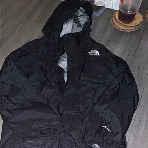 Black Rain Jacket Boys
